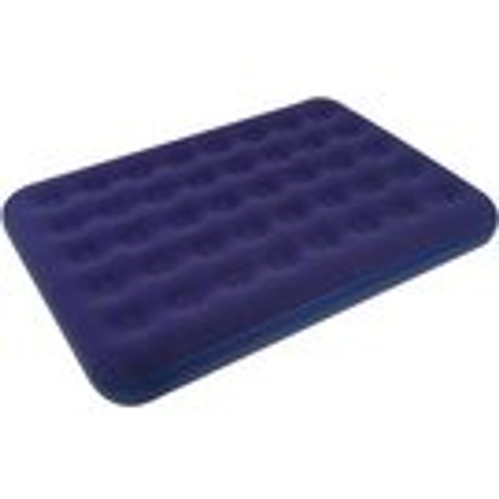 Halfords Double Flocked Air Bed