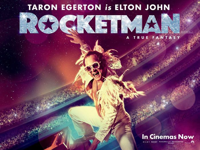 Free Cinema Tickets for ROCKETMAN for All over the UK