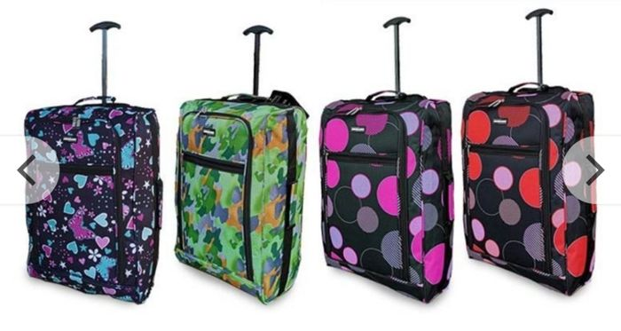 Cabin Approved Travel Trolley Bag