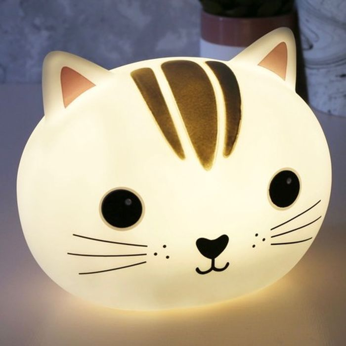 Sass & Belle Cat LED Night Light with Free Delivery (60% OFF)