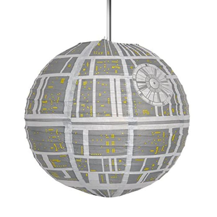 Star Wars Official Death Star Lightshade - Large - 44cm