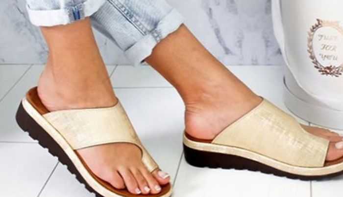 OrthoSupport Summer Sandals - 6 Sizes & 7 Colours