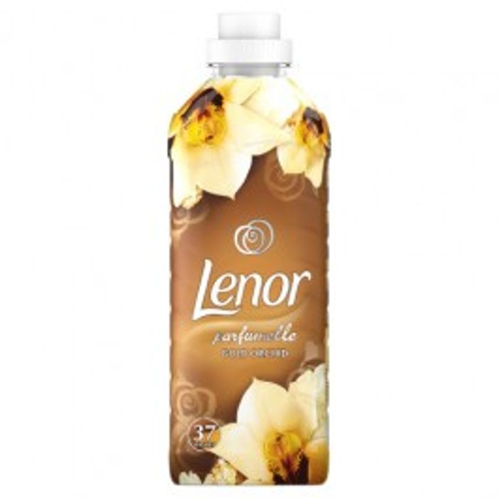 Lenor Fabric Conditioner Gold Orchid 37 Washes Others Available Same Price
