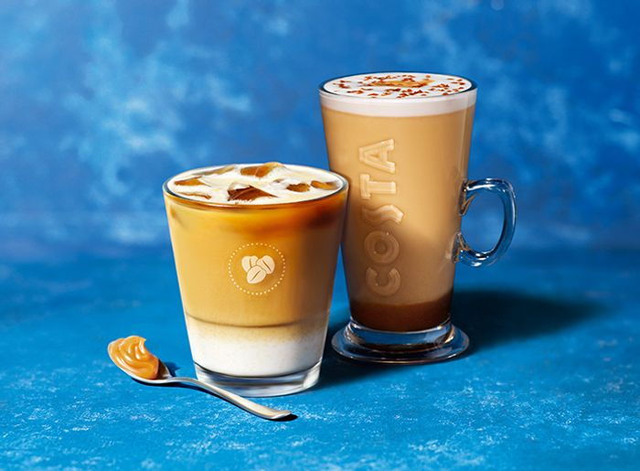 100 Extra Costa Coffee Club Points 5th and 11th July When 2 Drinks Bought