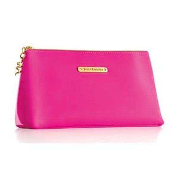 Free Juicy Couture Makeup Bag with £2 Makeup Purchase