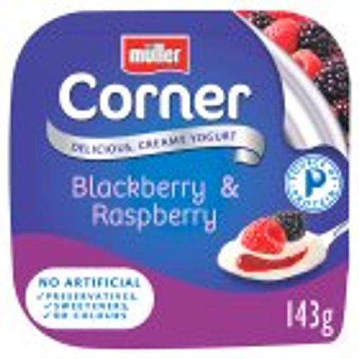 Muller Corner All Flavours at Sainsburys
