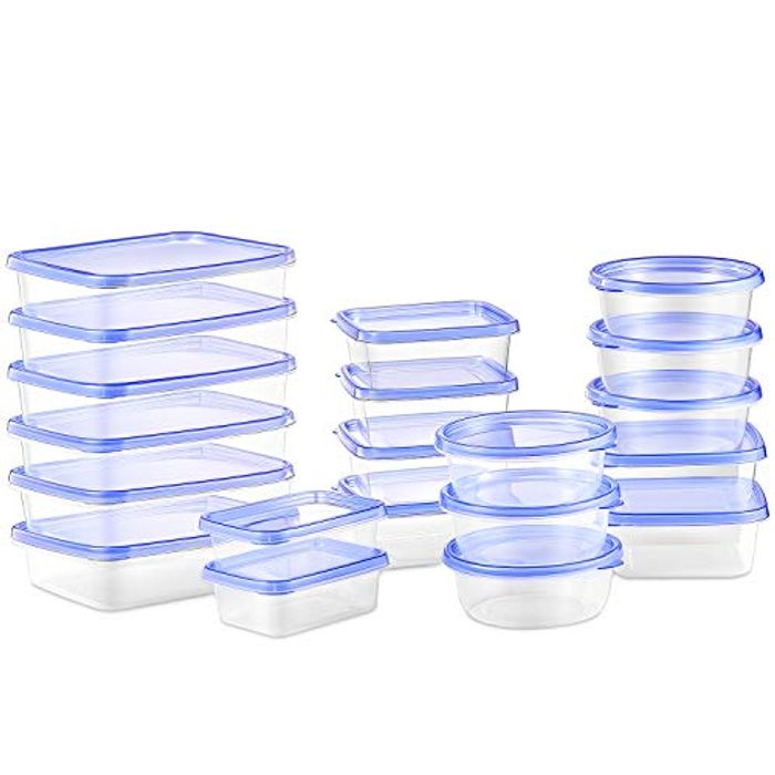 20 Pack Food Containers £6.00 Off