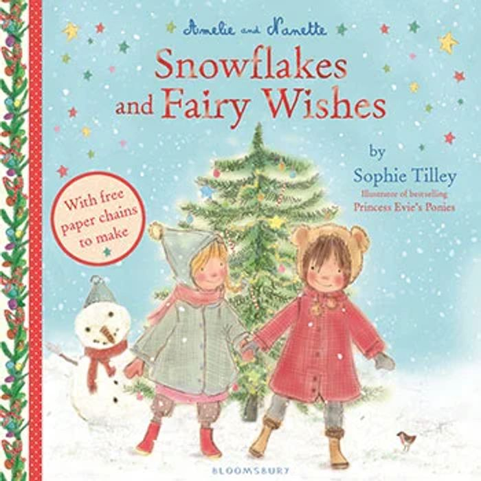 Snowflakes and Fairy Wishes SAVE 88%