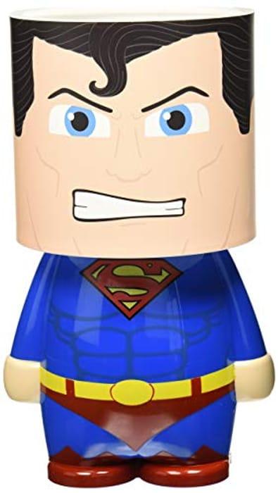 Look to Lite Superman Lamp (25cm) - More Than HALF PRICE!