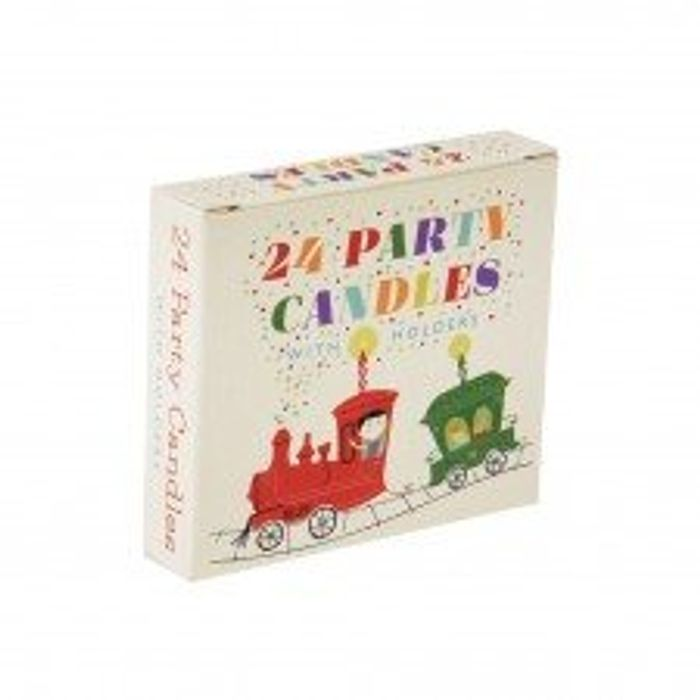 Party Candles 24 Pack