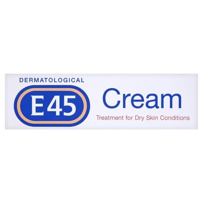 E45 Dermatological Cream 50g