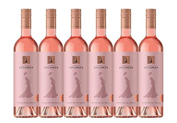 Condesa De Leganza Family Selection 2016 Rose Wine, 75 Cl, Case of 6 at Amazon