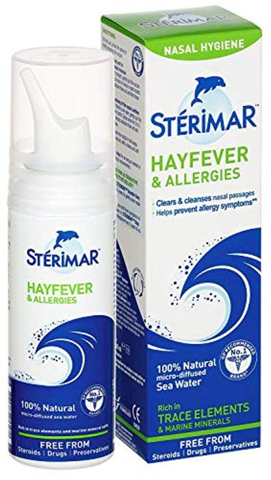 Sterimar - Hayfever & Allergies - 100ml