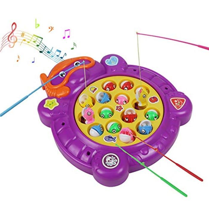 Musical Fishing Game