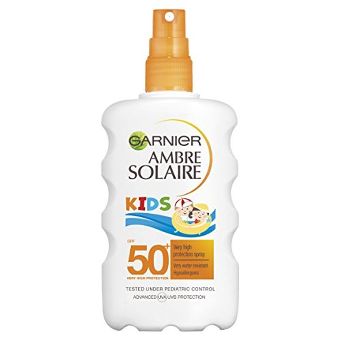 Ambre Solaire Kids Sun Cream Spray SPF50+ 200ml