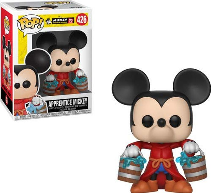Disney 90th Anniversary: Apprentice Mickey, Multi