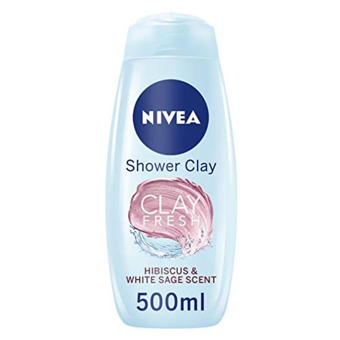 Nivea Shower Gel 500ml x 6 Pack