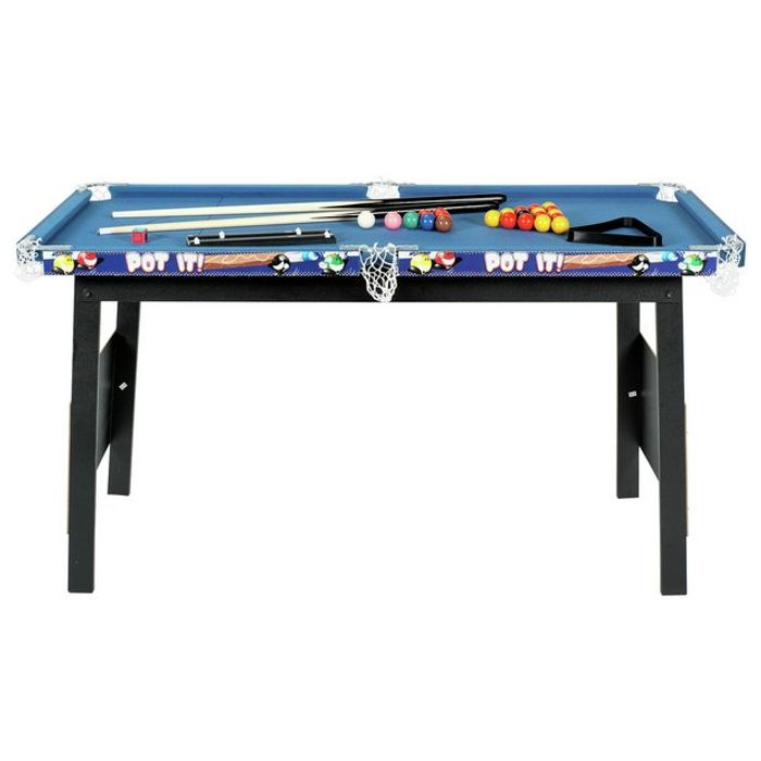 Chad Valley 4ft Snooker/Pool Game Table