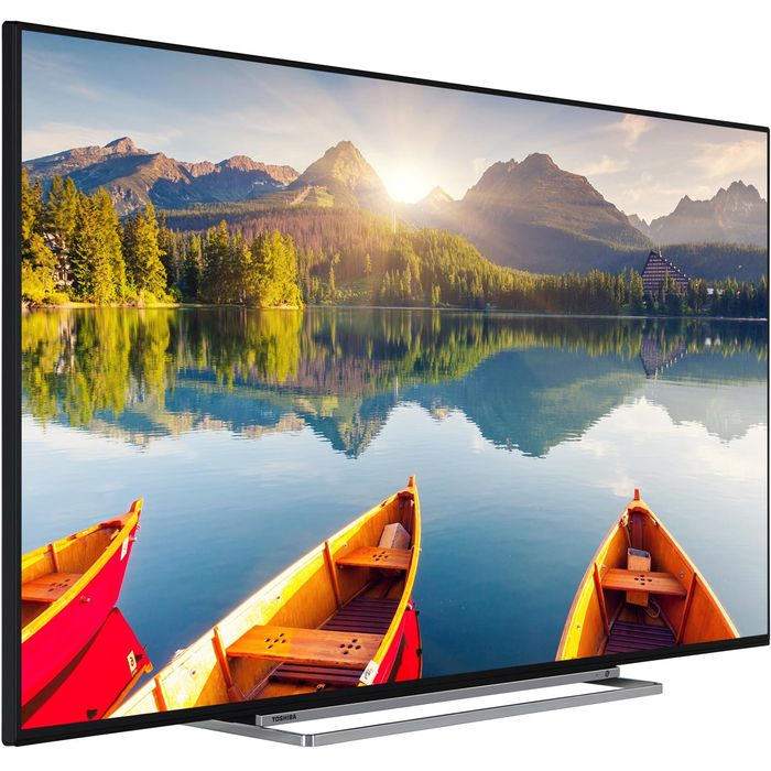 """Toshiba 55"""" Smart 4K Ultra HD TV,HDR10,Dolby Vision and Freeview Play"""