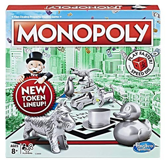 Cheap Monopoly Includes Speed dice(US Edition)