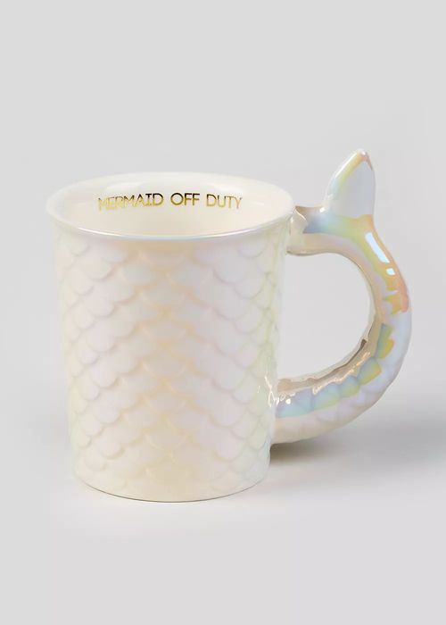 Mermaid Mug - SAVE £4.12