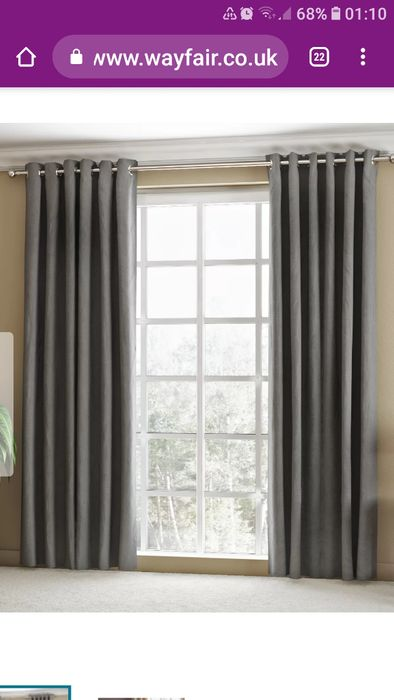 Zeus Eyelet Curtains