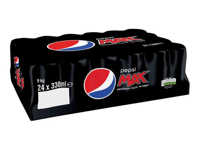 24 Cans of Pepsi Max for a Fiver!