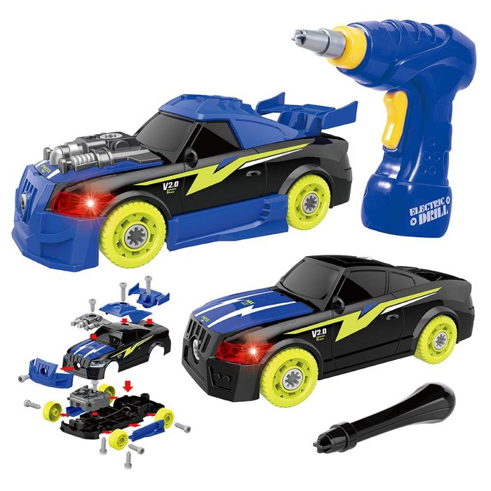 Deal Stack - Racing Car Toy - 15% off + Lightning