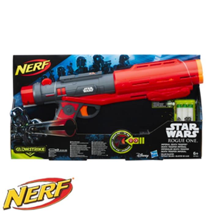 Star Wars Nerf GlowStrike Imperial Death Trooper
