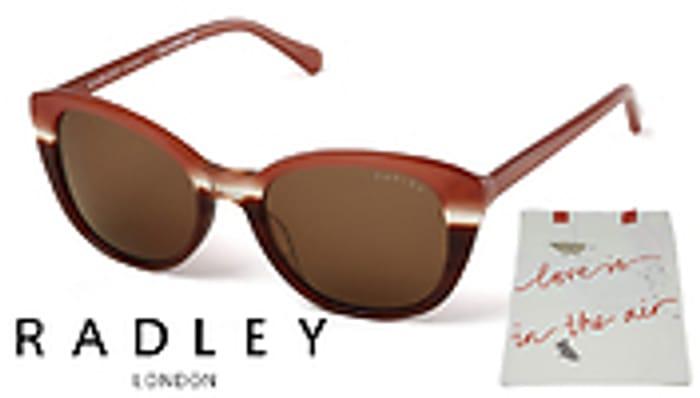 Radley London Designer Sunglasses + Free Tote Bag!