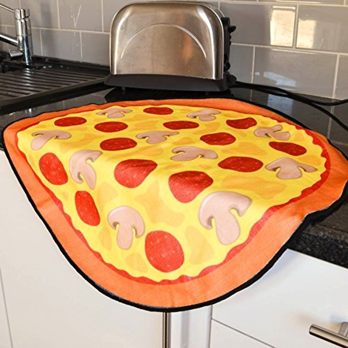 Pizza Hand Towel - Just over £3 with Free Prime Delivery