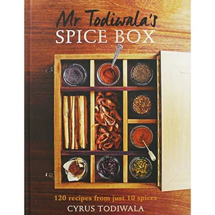 Mr Todiwalas Spice Box