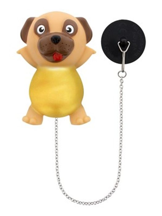 Pug Light-up BathPlug £2.99 70% OFF