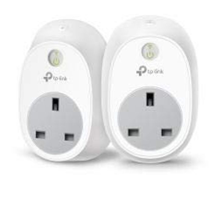 Smart WiFi Plug, Works with Amazon Alexa Echo Google Home No Hub Required