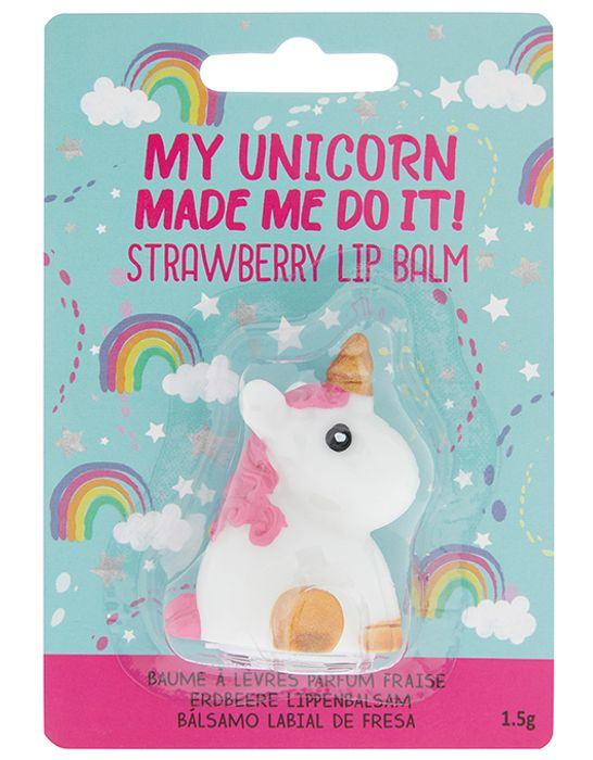 My Unicorn Made Me Do it! Unicorn Lip Balm