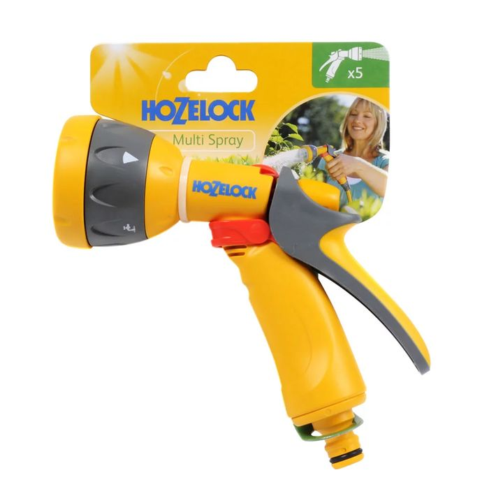 Hozelock 5 Pattern Multi Spray Gun