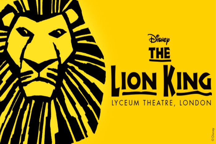 The Lion King London Theatre Show & Two Course Italian Dining