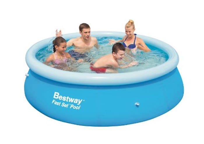 Bestway 8ft X 26in Fast Set Swimming Pool No Pump