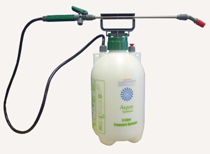 Aqua Systems Garden Pressure Sprayer - 5L