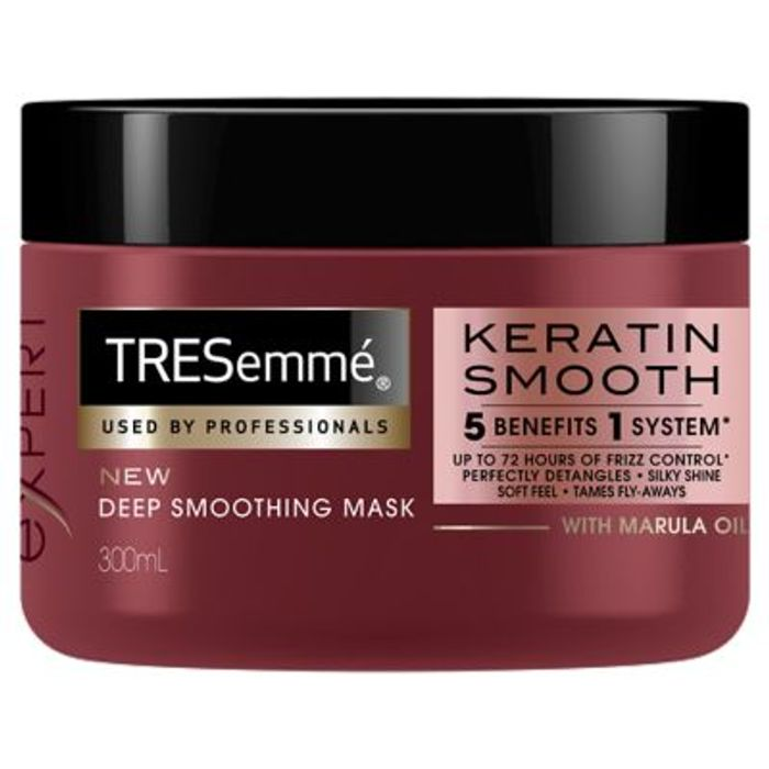TRESemme Keratin Ultimate Smooth Mask BETTER than HALF PRICE
