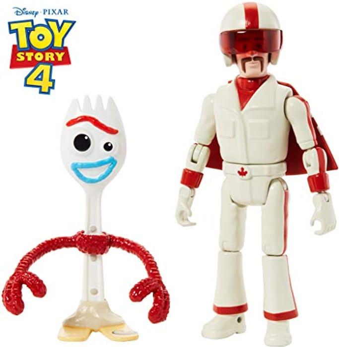 Bargain! Disney Pixar Toy Story 4 Storytelling 2-Pack at Amazon