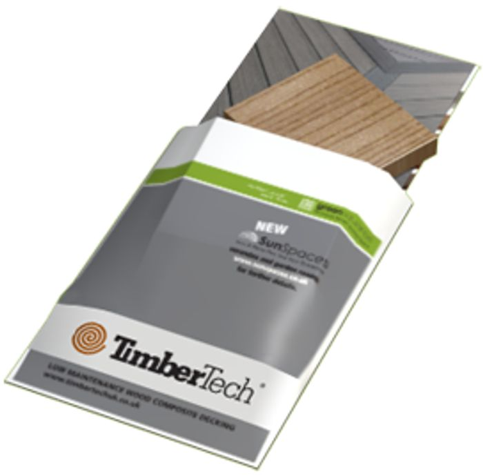2 FREE Composite Decking Samples
