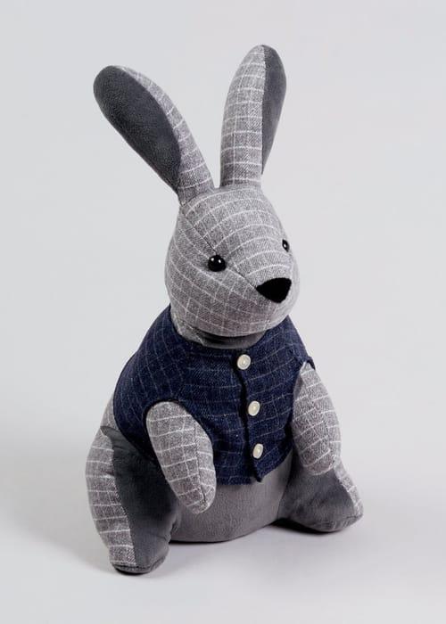 Rabbit Doorstop (44cm X 23cm X 19cm) Only £5
