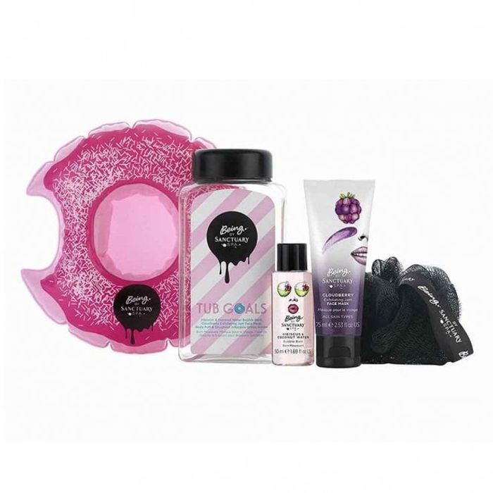 Sanctuary Spa Tub Goals Gift Set
