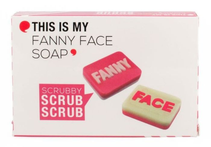 This is My Fanny Face Soap (+ P&P)