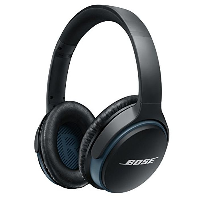 Best Price! Bose SoundLink Around-Ear Wireless Headphones II - Black