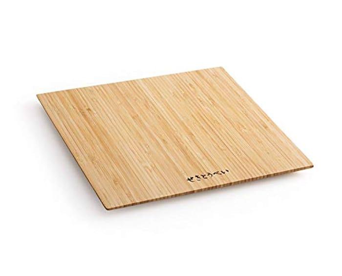 Sekitobei Chopping Board, Bamboo, 1.7 X 32.5 X 32.5 Cm