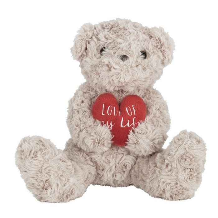 Argos Home Bear with Heart Down From £3 to £0.9