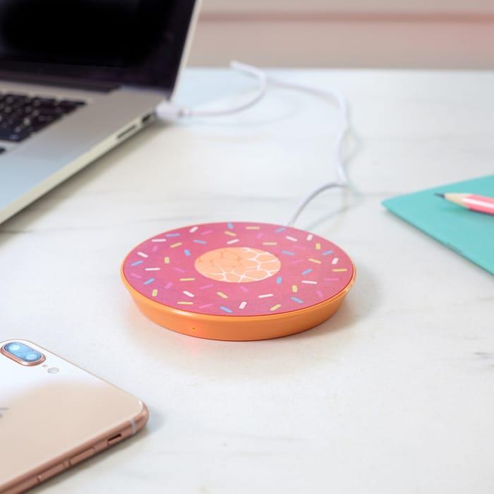 Doughnut Wireless Charger