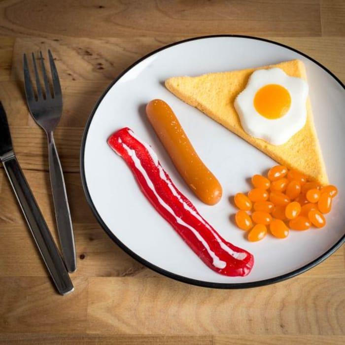 Gummy Full English Breakfast
